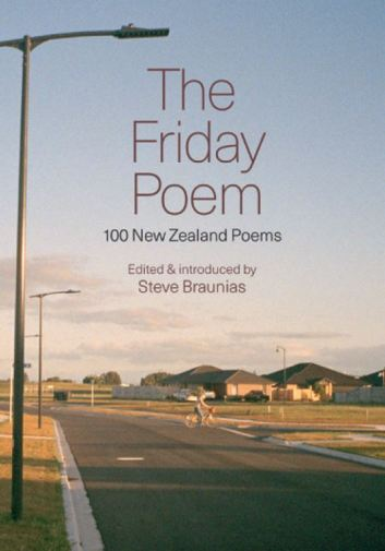 Reading The Friday Poems In A Book NZ Poetry Shelf Best Steve Harvey Poem