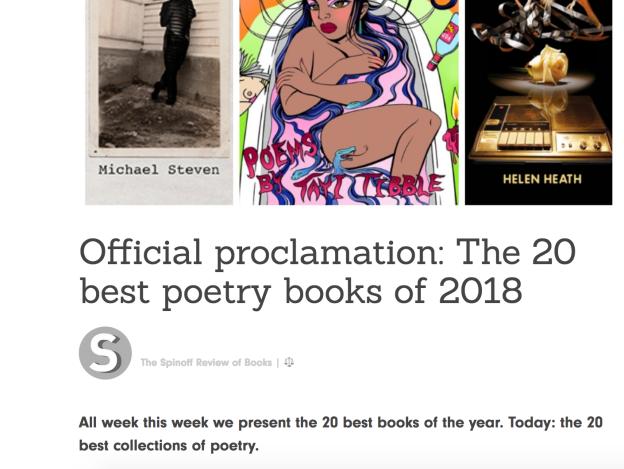 December | 2018 | NZ Poetry Shelf